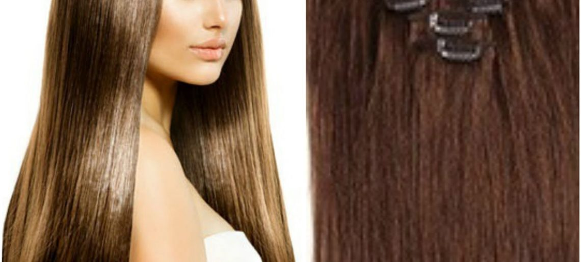 Different Ways to Wear Your Human Hair Extensions